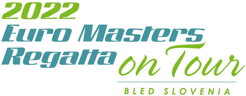 Logo Euro Masters Regatta on Tour 2022